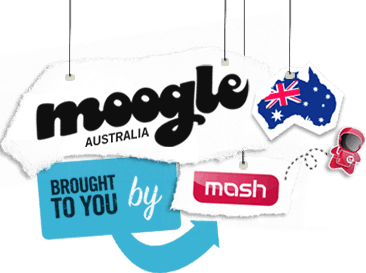 Moogle Australia: brought to you by Mash.